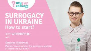 Surrogacy in Ukraine: how to start?