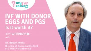 IVF with donor eggs and PGS (preimplantation genetic screening) - is it worth it?