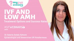 IVF for women with low AMH levels