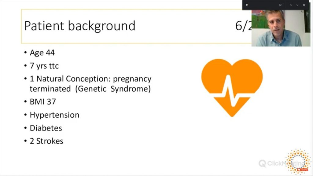 IVF success stories Patient Case 4 - Gennima IVF
