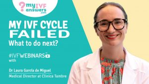What if my IVF answers failed? Dr Garcia de Miguel explains it all in details in #IVFWEBIANRS