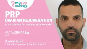 Is PRP ovarian rejuvenation a solution for women with low AMH?