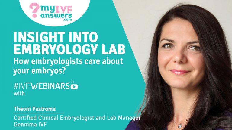 How do embryologists care about your embryos?