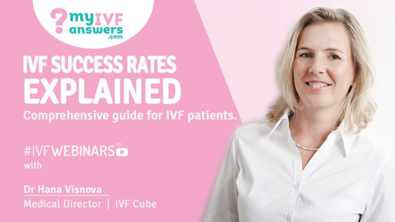 IVF success rates explained - a comprehensive guide for IVF patients
