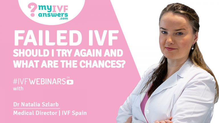 Failed IVF - Should I Try Again and What Are the Chances?