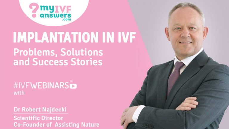 Implantation in IVF - Problems, Solutions and Success Stories - Robert Najdecki - Assisting Nature