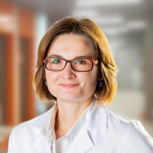Magdalena Golańska-Wróblewska, MD