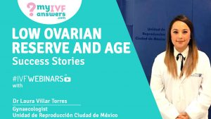 Low ovarian reserve and age – IVF patient case study