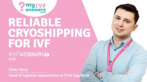 Reliable cryo shipping for IVF