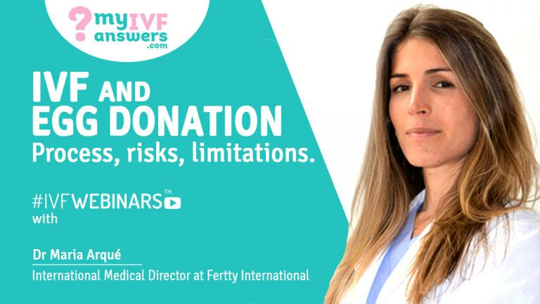 The process, risks and limitations in IVF eggdonation #IVFWEBINARS