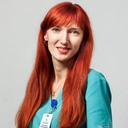 Roksolana Semchyshyn, MD, PhD