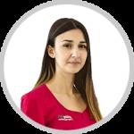 Tatiana Chartomatsidou, MSc