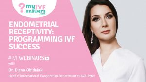 Endometrial receptivity: programming the IVF success #IVFWEBINARS