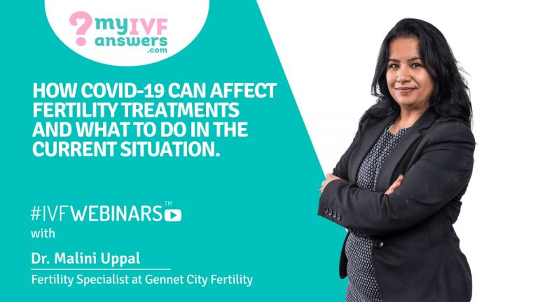 How Covid-19 can affect fertility treatments and what to do in the current situation #IVFWEBINARS