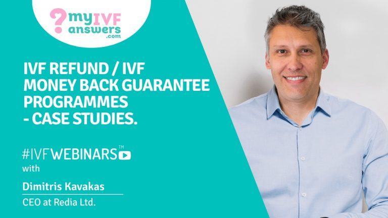 IVF Refund Guarantee / Money Back IVF Programmes