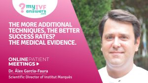 The more additional techniques, the better success rates? Medical evidence #OnlinePatientMeeting