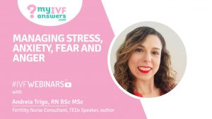 Managing stress, anxiety, fear and anger