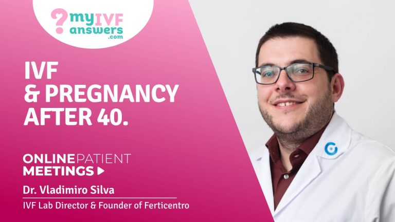 Pregnancy after 40 #OnlinePatientMeeting