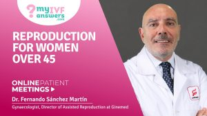 REPRODUCTION FOR WOMEN OVER 45