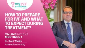 How to prepare for IVF and what to expect during treatment? #IVFWEBINAR