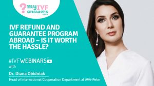 IVF Refund and Guarantee Program Abroad – is it worth the hassle? #IVFWEBINARS
