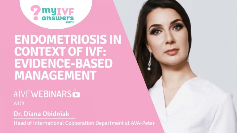 Endometriosis in the context of IVF: evidence-based management #IVFWEBINARS