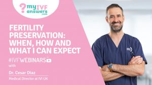 Fertility preservation: when, how and what I can expect