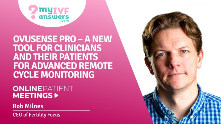 OvuSense Pro – a new tool for clinicians and their patients for advanced remote cycle monitoring