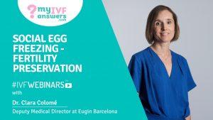 Social egg freezing - fertility preservation