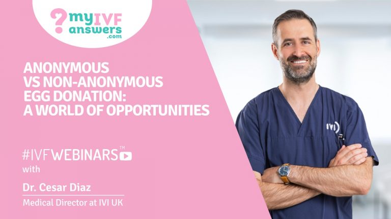 Anonymous vs non-anonymous egg donation: a world of opportunities