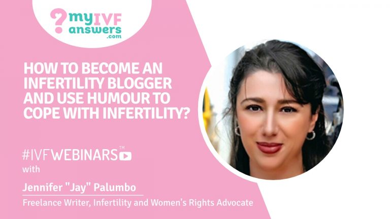 How to become an infertility blogger and use humour to cope with infertility?