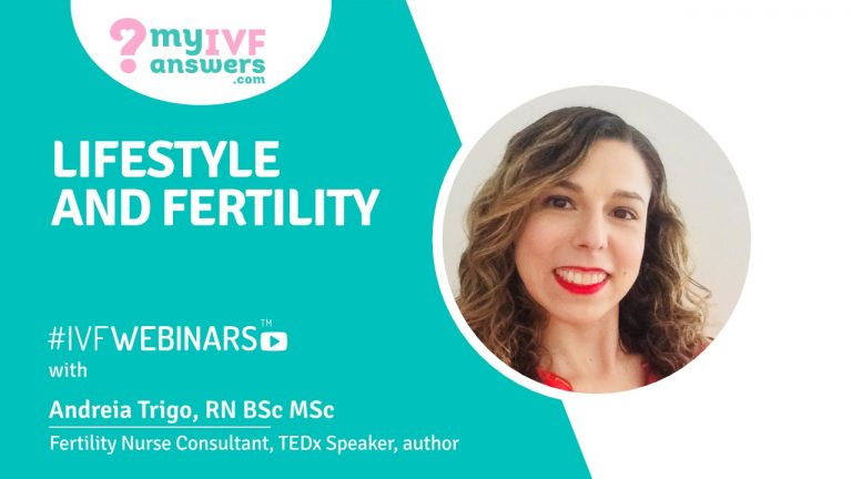 Lifestyle and fertility - ivfwebinars