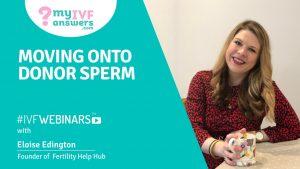 Moving Onto Donor Sperm