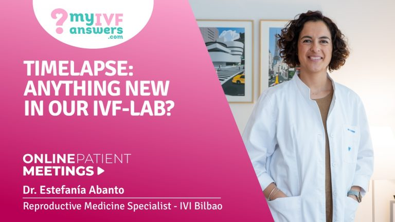 Timelapse: anything new in our IVF lab? #OnlinePatientMeeting