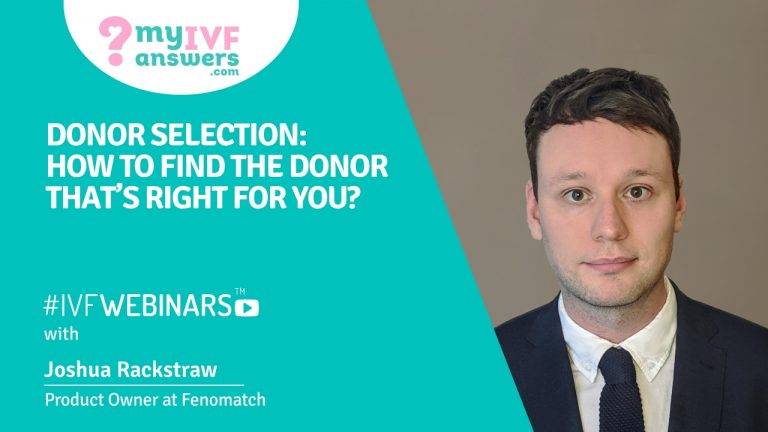 How to find a right donor.