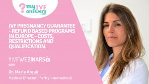 IVF Guarantee Programs - Refund Based Scheme