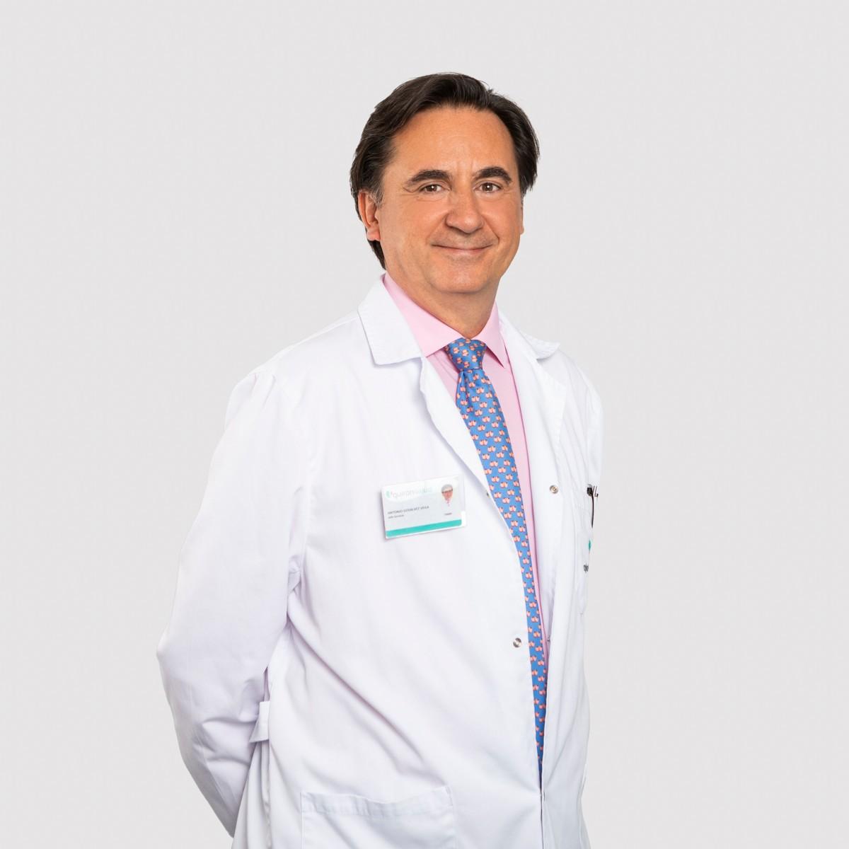 Antonio Gosálvez Vega, Dr.