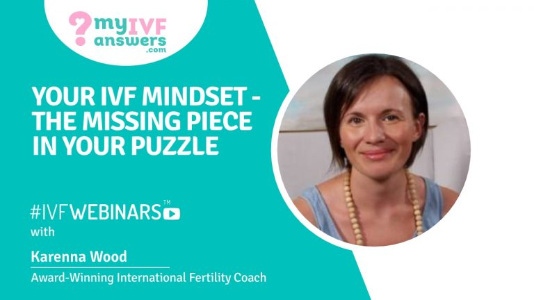 Managing your IVF mindset