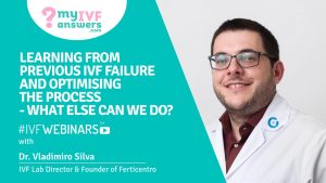 Optimising the process after failed IVF attempts