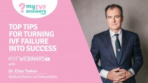 Tips for IVF success