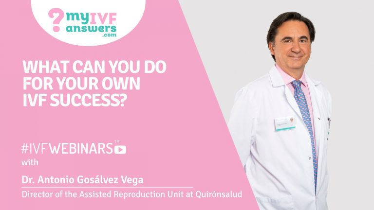 IVF succes - what can you do?