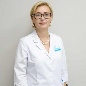 Halyna Strelko, MD